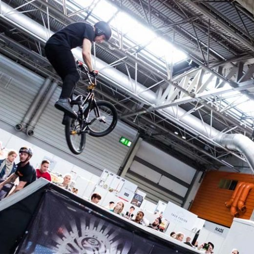 The Cycle Show Arena
