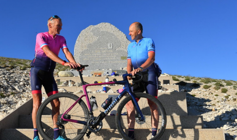 The Cycle Show Catch Up with Geoff Thomas